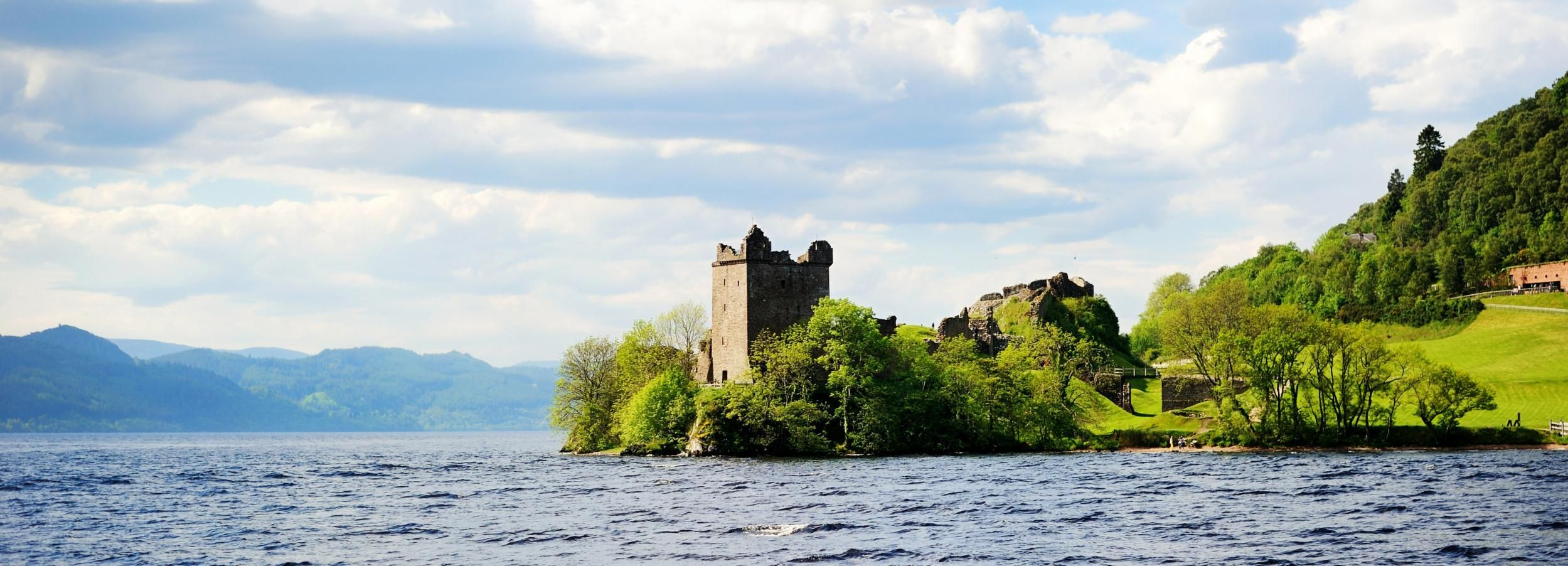 From Inverness: Complete Loch Ness 1-Day Experience