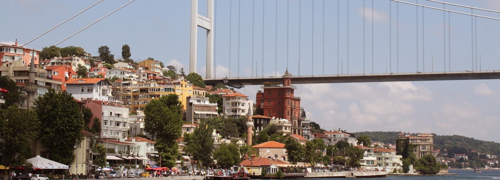 Istanbul: Full-Day Bosphorus & Ottoman Splendors Tour