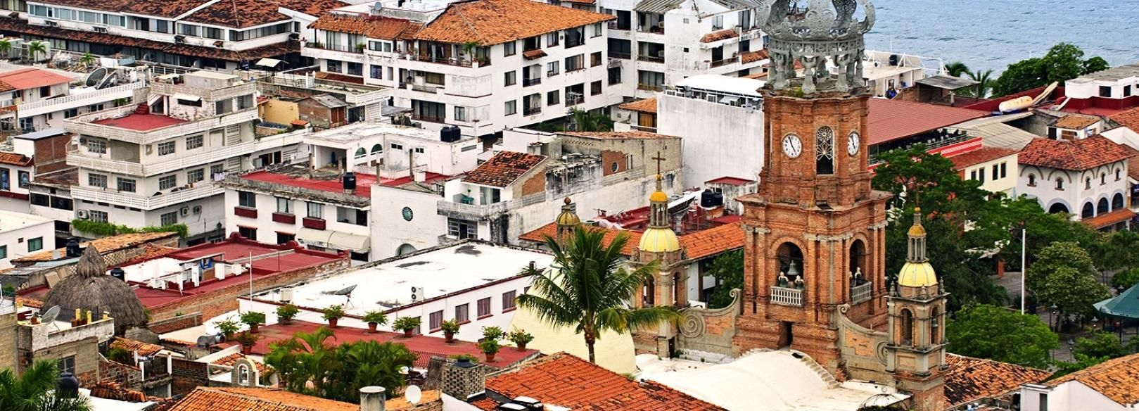 360 Puerto Vallarta City Tour with Lunch