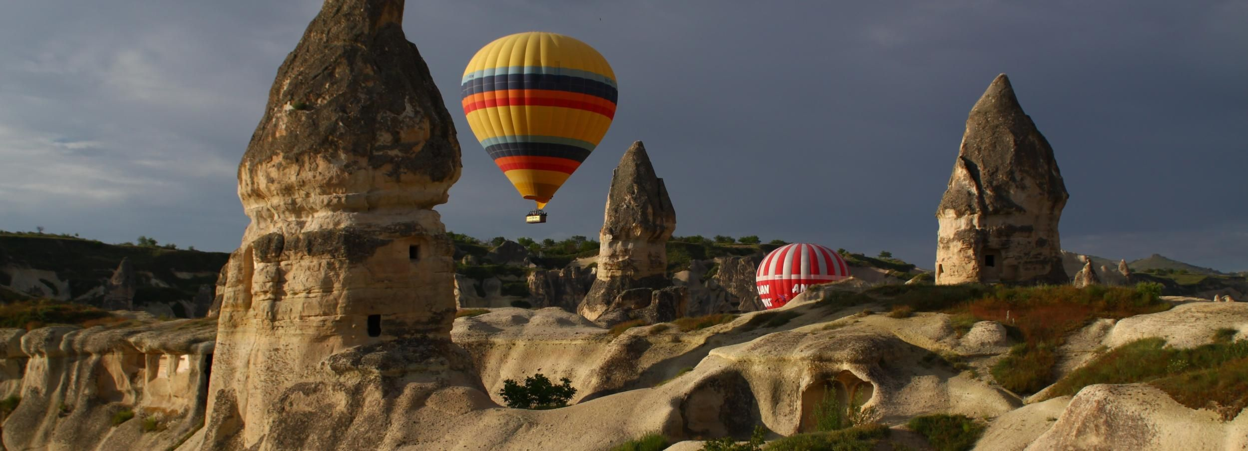 From Istanbul: Cappadocia Highlights 2-Day Tour