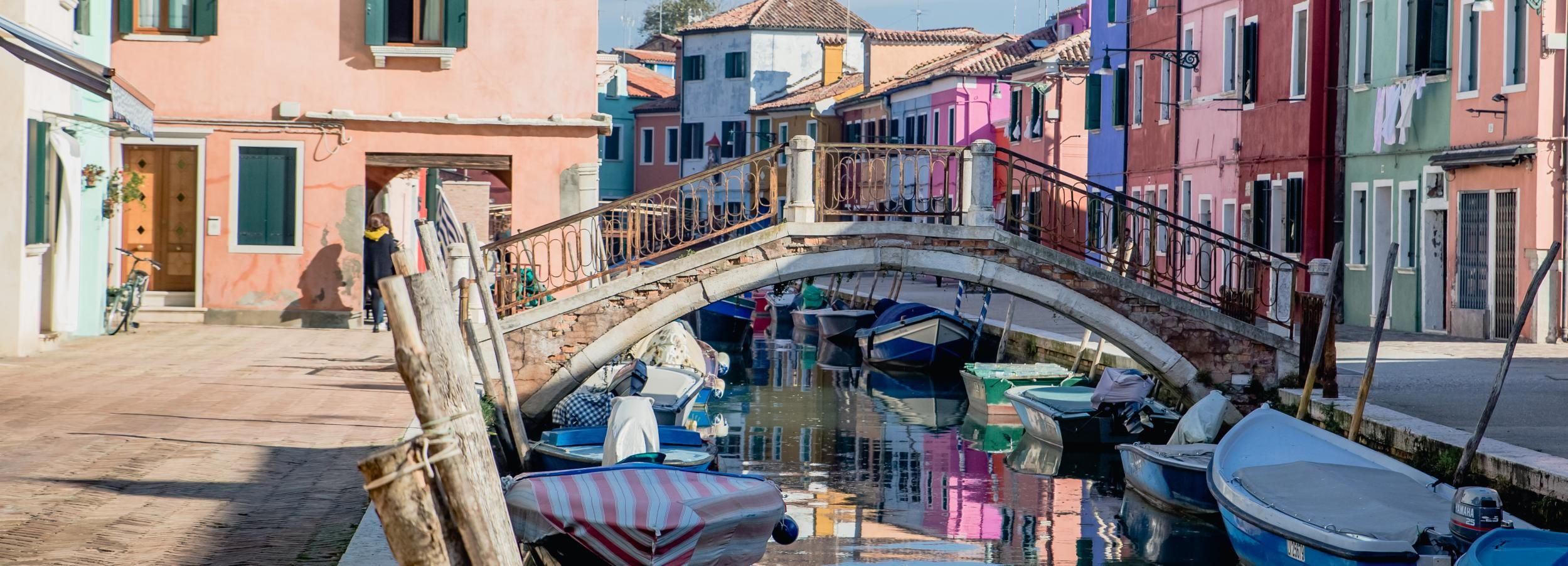 Venice: Grand Canal, Murano and Burano Half-Day Boat Tour