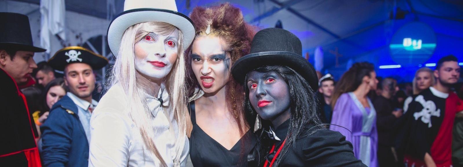 Transylvania Bran Castle 2–Day Halloween Party