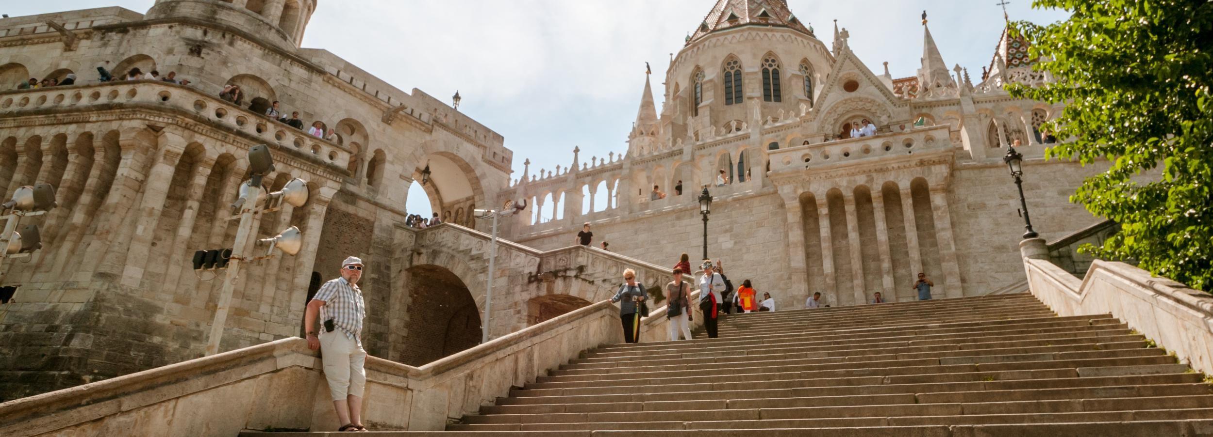 Budapest: Sightseeing-Citytour