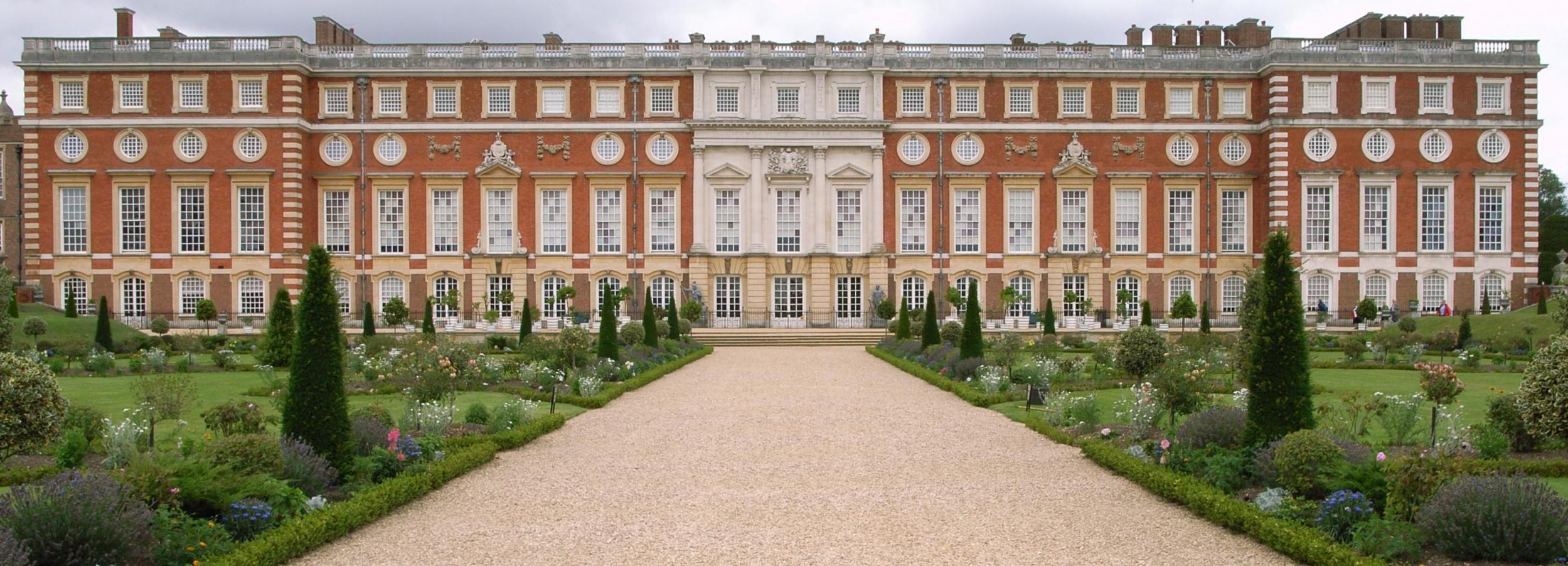 Tour privato da Londra: Castello di Windsor e Hampton Court