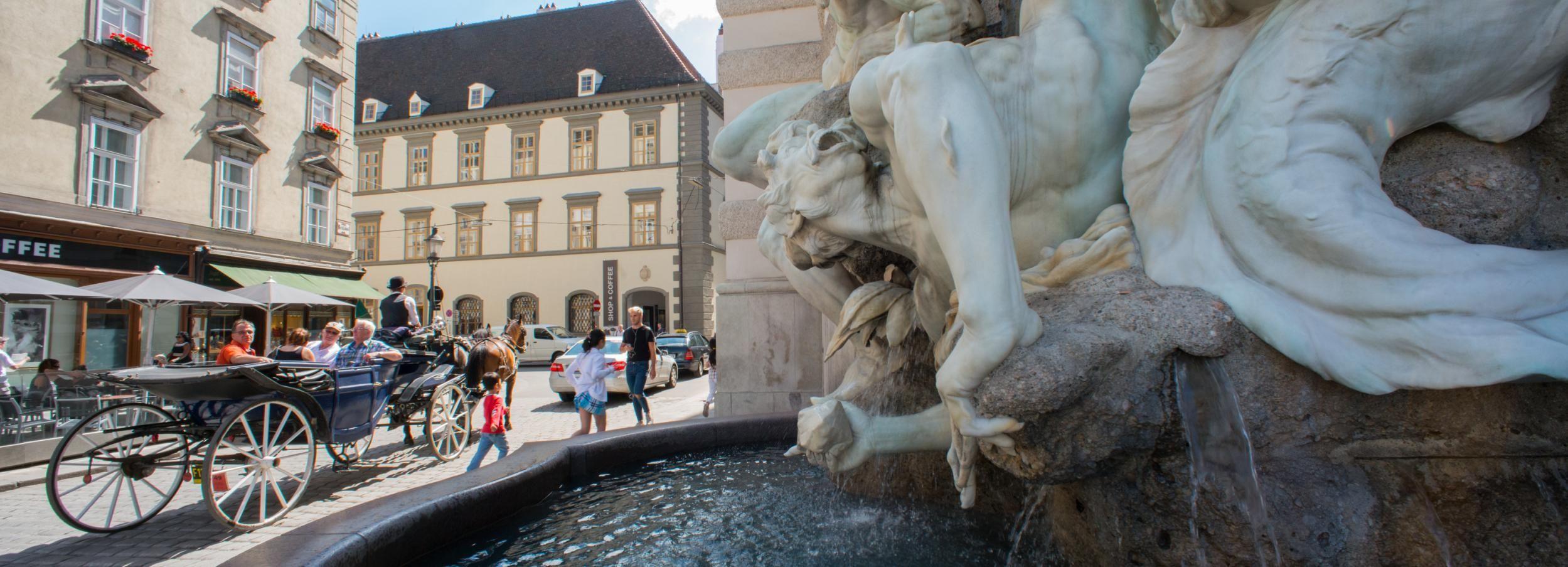 Stadtspaziergang: Wien auf den Ersten Blick