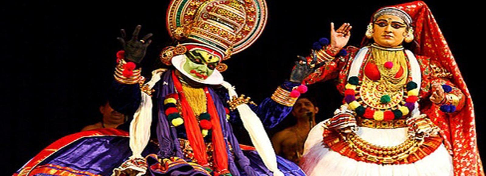 Kochi: Kathakali Evening Show de Danza con Cena y Traslado