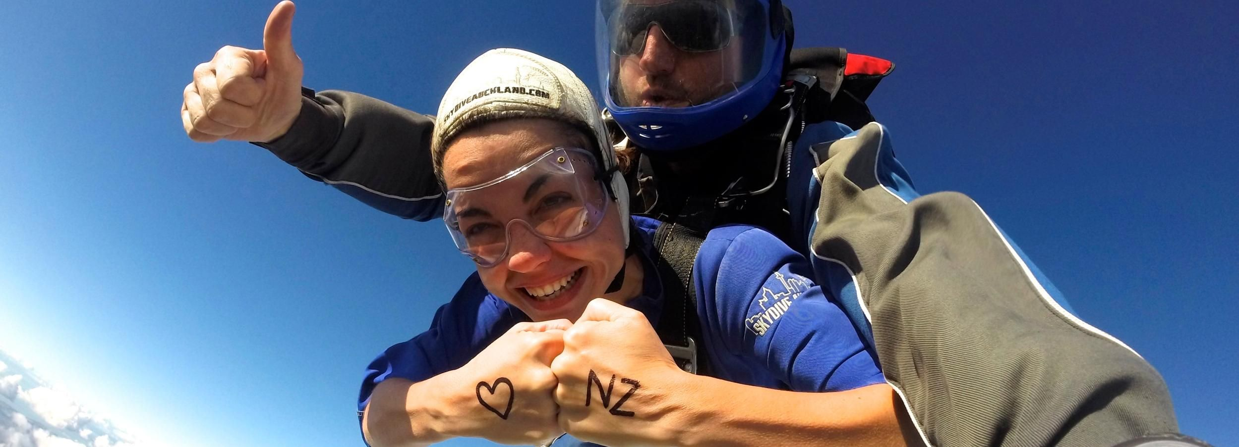 Auckland: 9000, 13000, 16000, or 20000-Foot Tandem Skydive