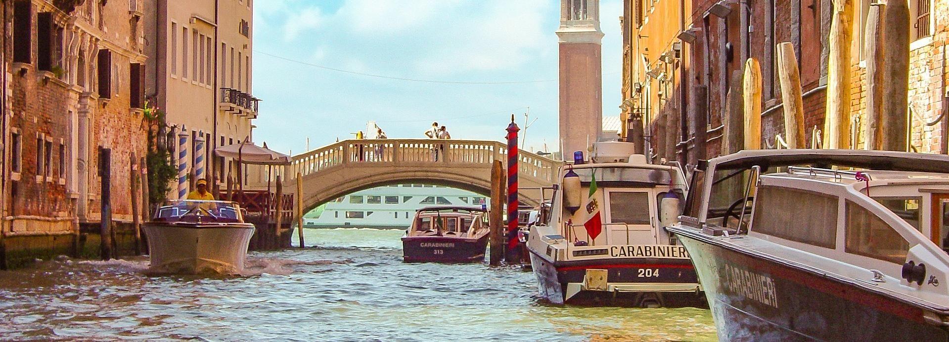 Veneza: Excursão Particular com Guia Local