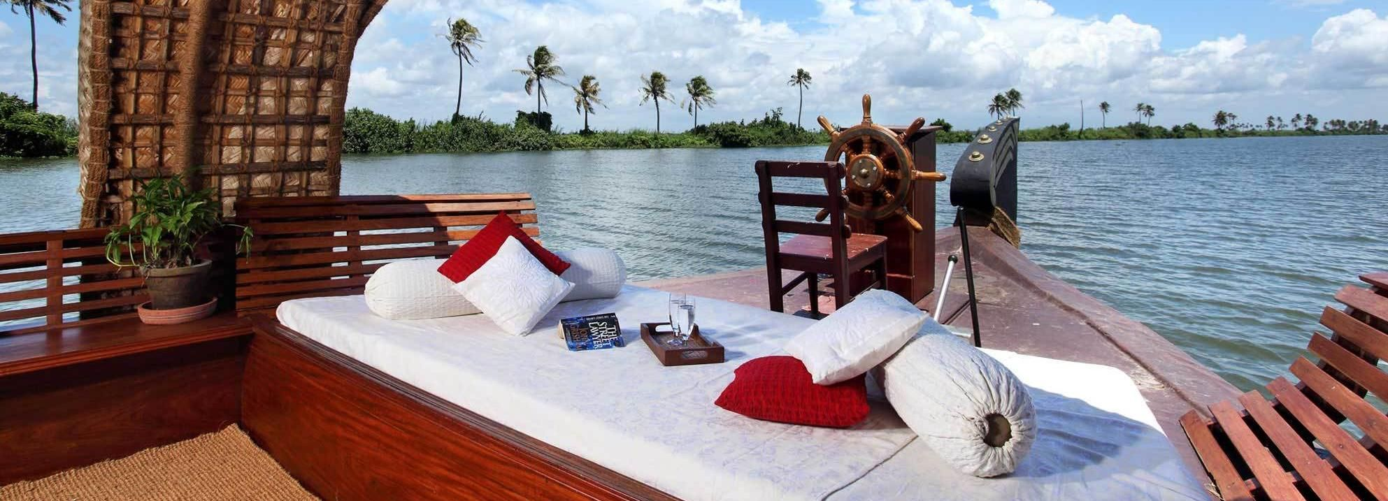 Same Day Backwater Cruise Of Alleppey from Cochin