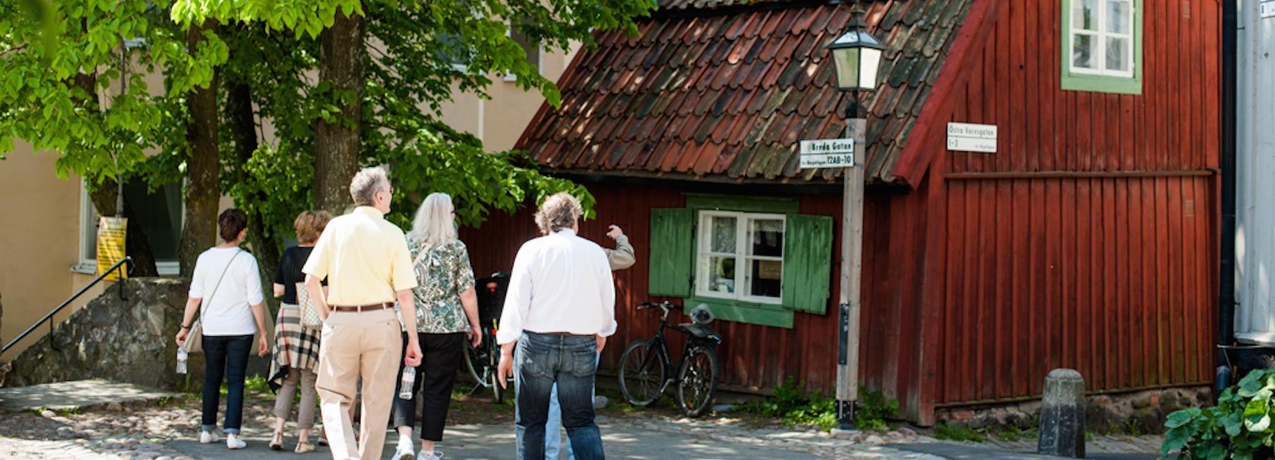 Stoccolma: delizioso tour privato a piedi di Djurgården