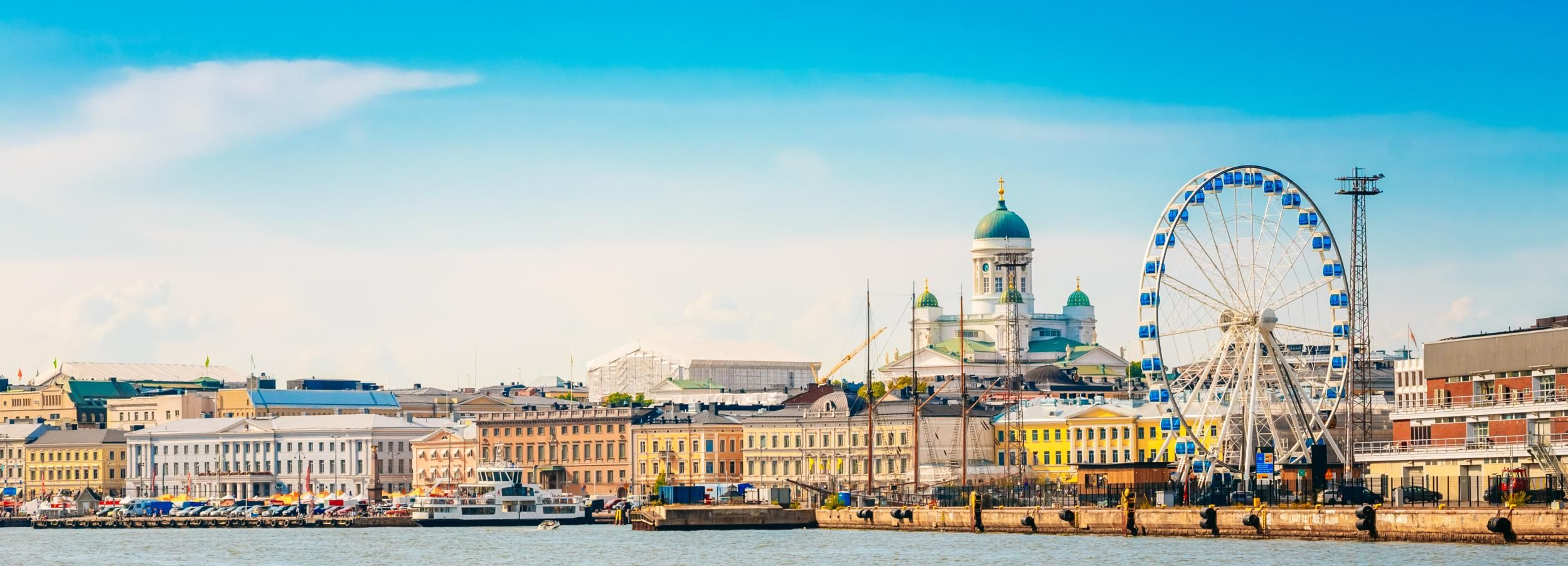 Helsinki Stopover Tour with Round-Trip Airport Transfers