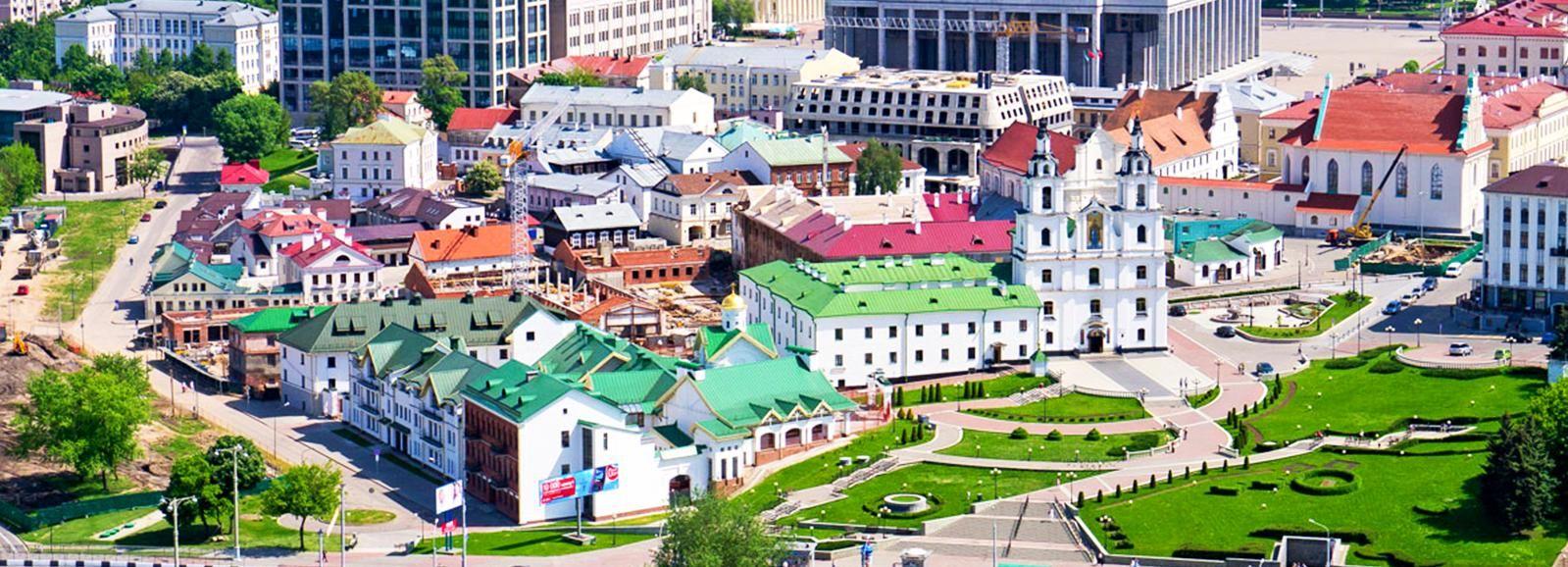 Minsk City: Small Group Walking Tour