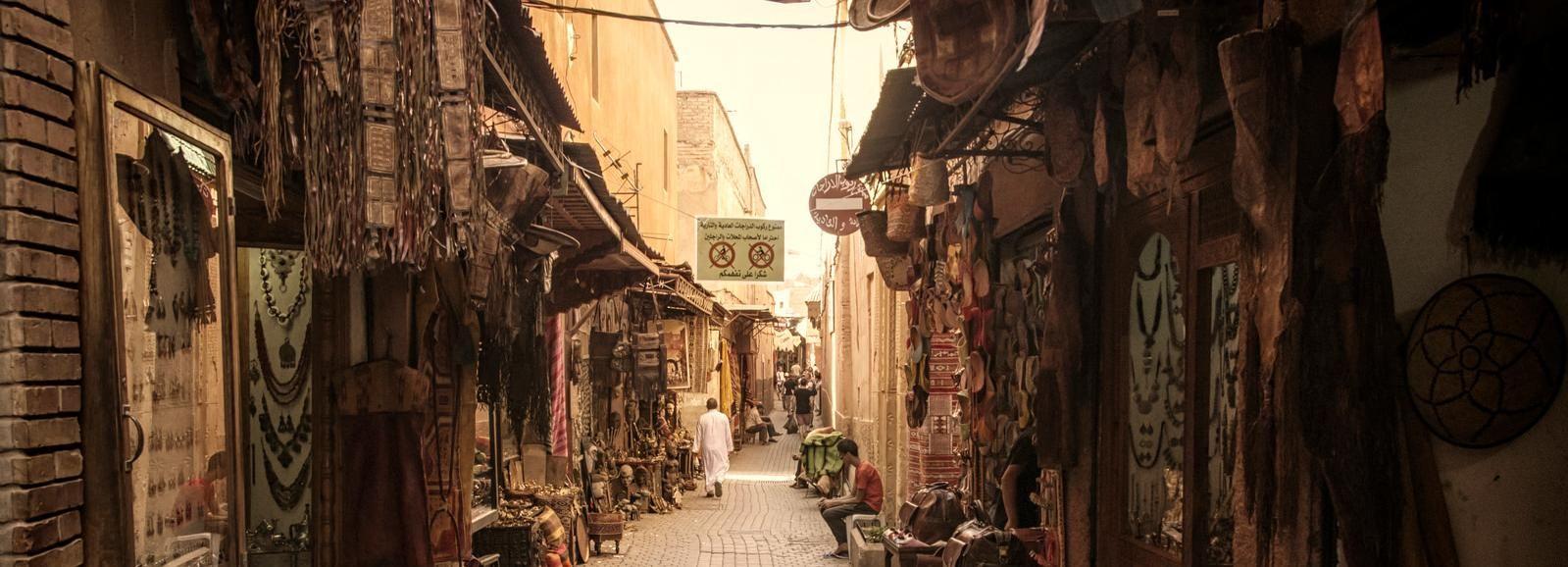 Marrakesch: Privattour mit einem Einwohner