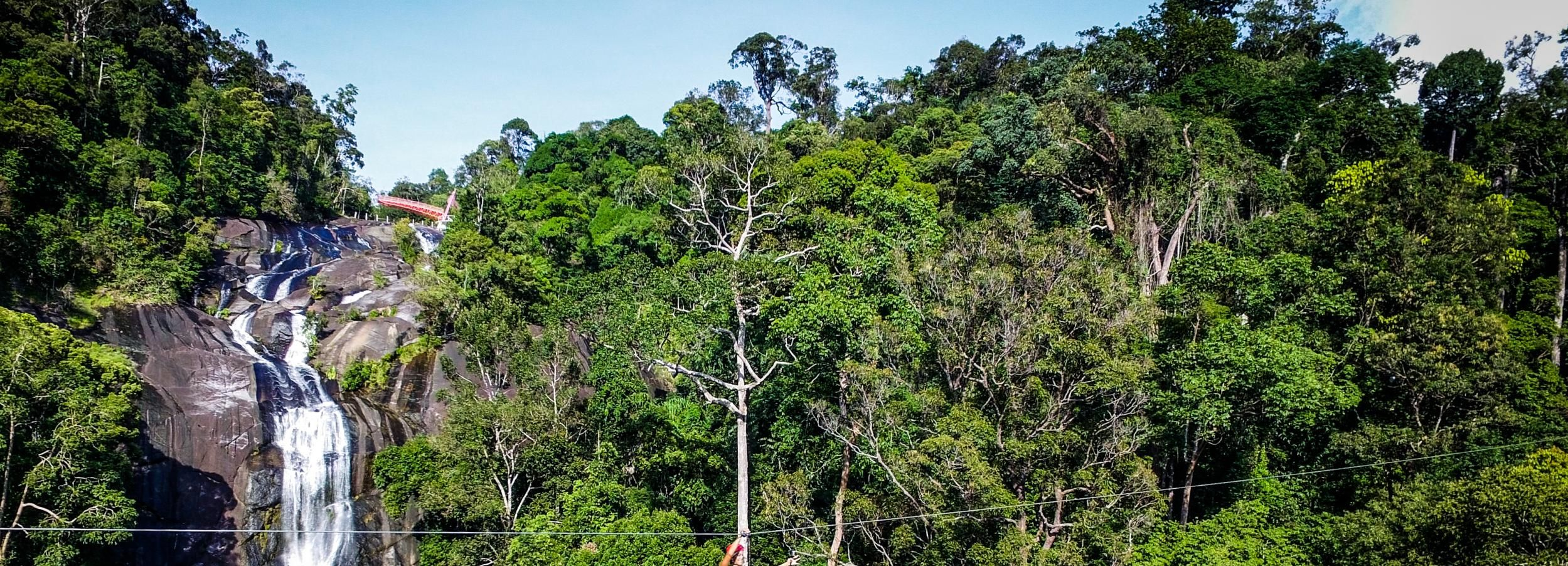 Langkawi: Geopark Eco Zipline Adventure