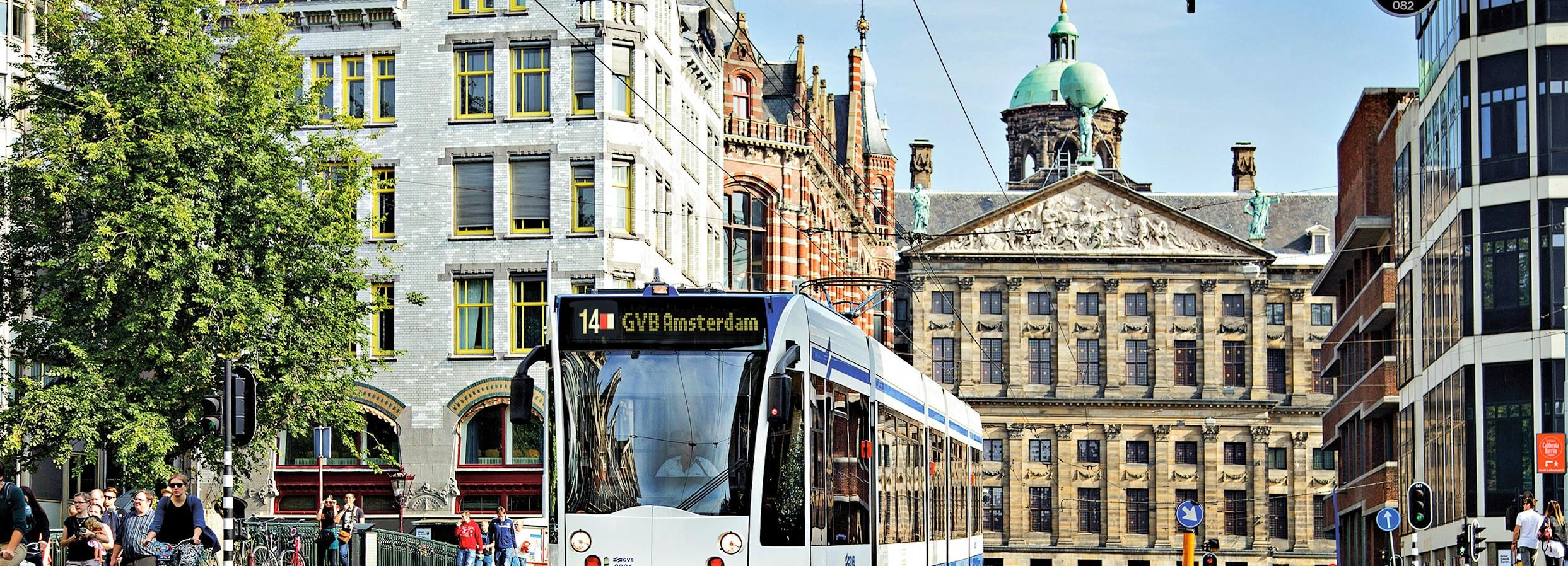 Amsterdam Gvb Public Transport Ticket Getyourguide