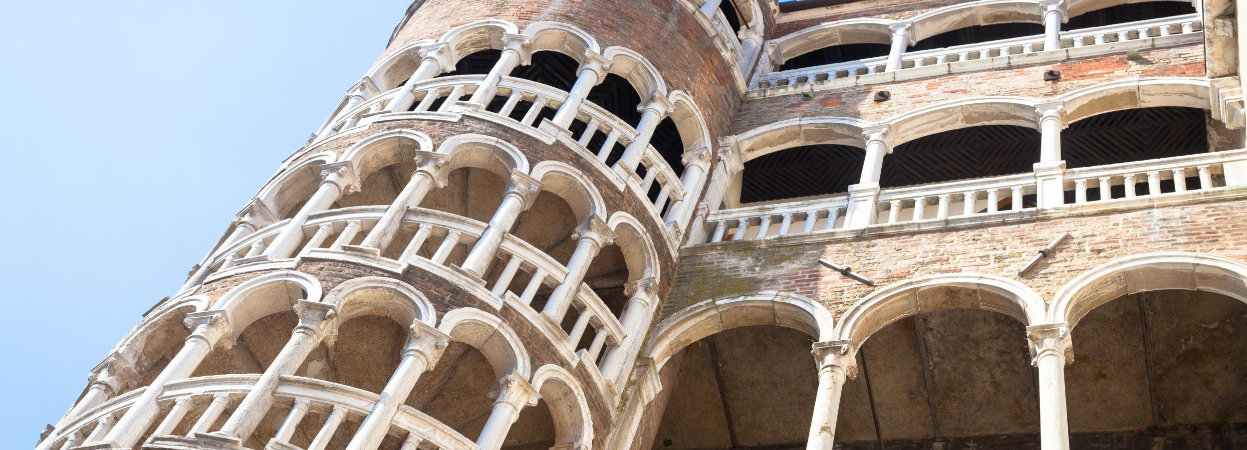 Venezia: ingresso a Palazzo Contarini del Bovolo