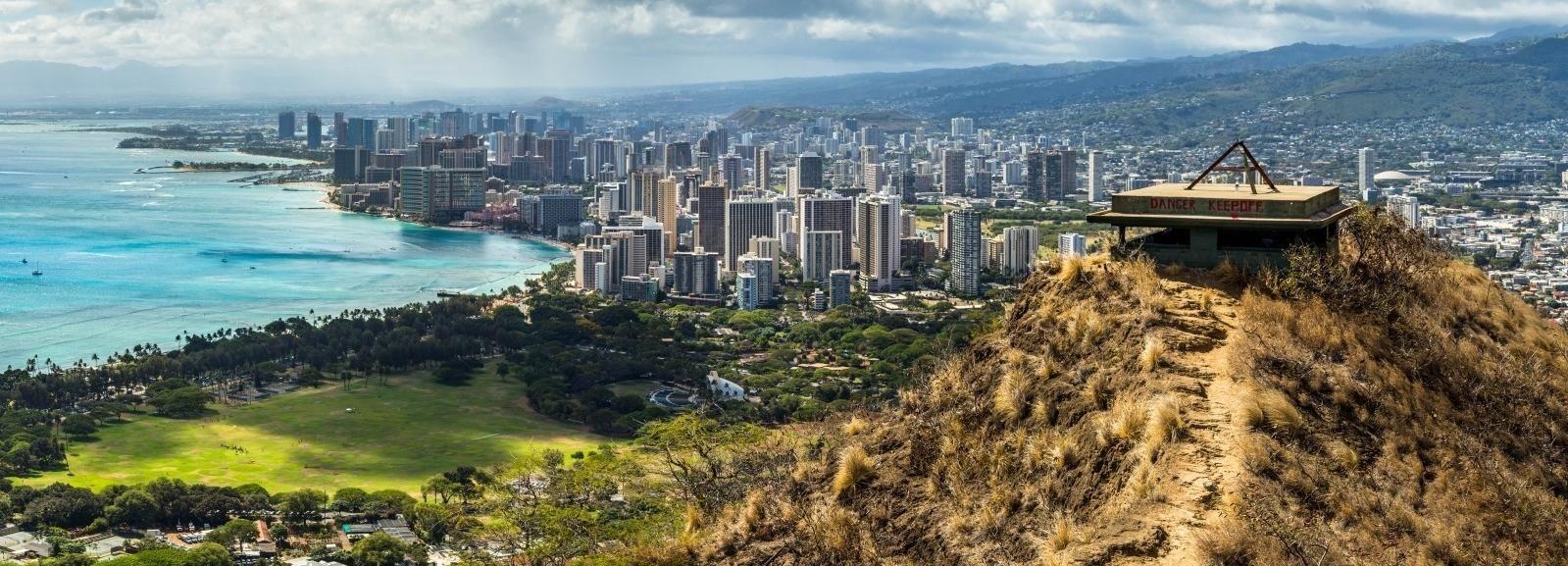Oahu: Honolulu wie eine lokale - Customized City Walking Tour