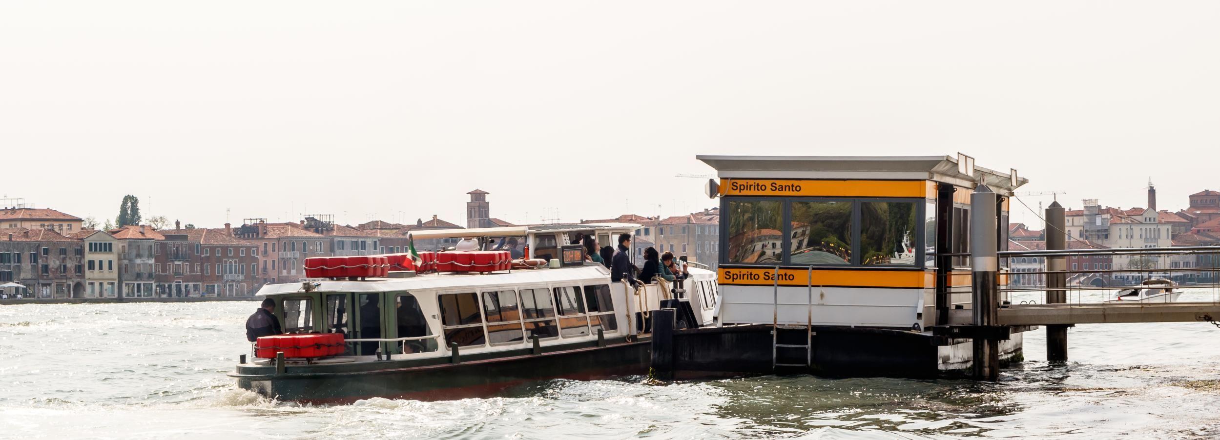 ヴェネツィア公共交通機関:水上バス&陸上バス