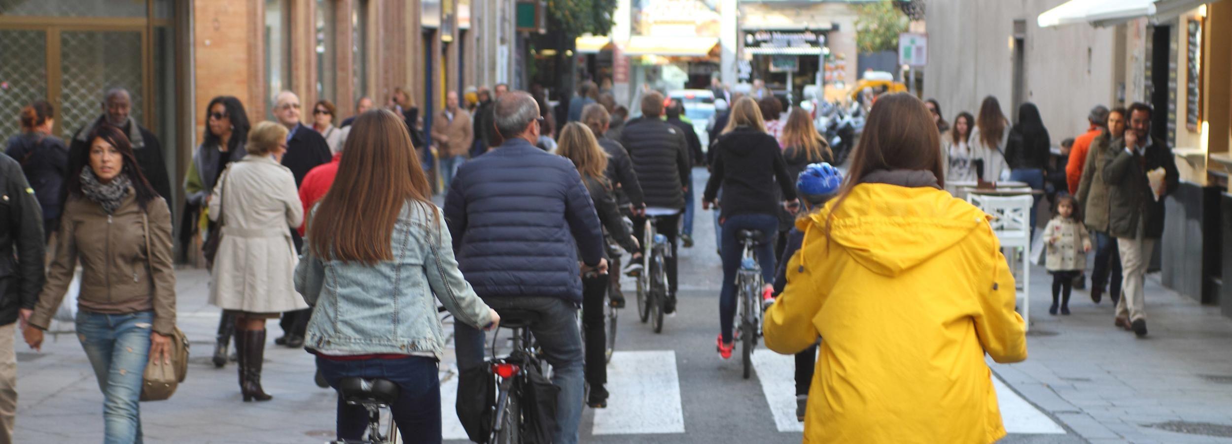 Séville: Location de vélo d'une journée