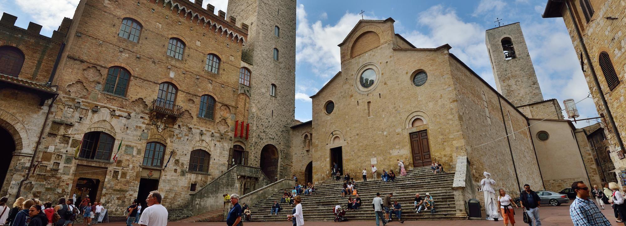 Siena, San Gimignano e Chianti Experience