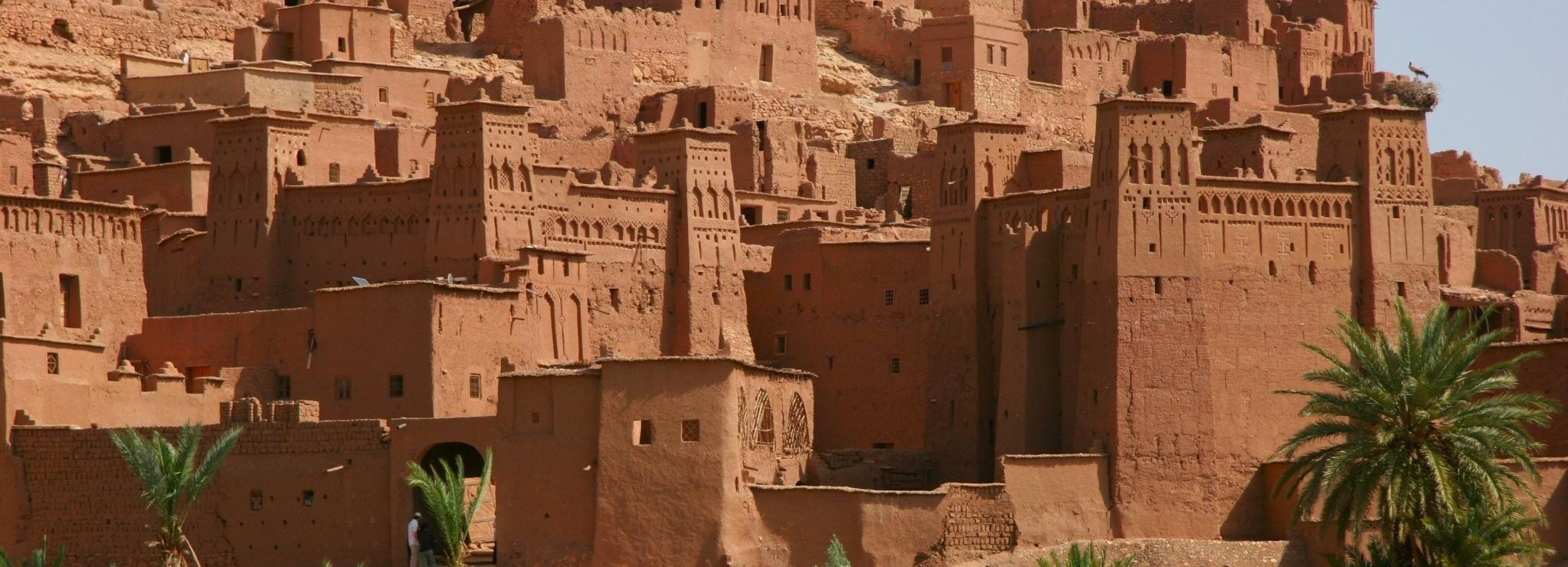 Ait-Ben-Haddou e Ouarzazate: gita privata da Marrakesh
