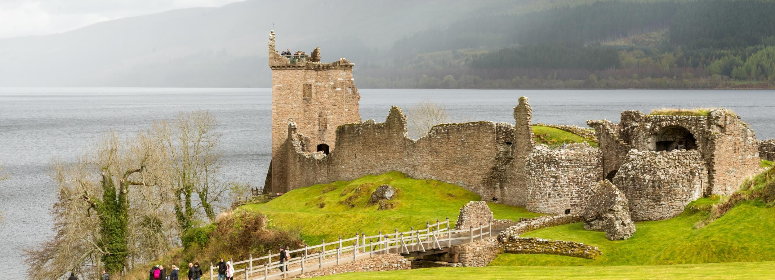 Tour por el Lago Ness, Glencoe y las Highlands: Edimburgo