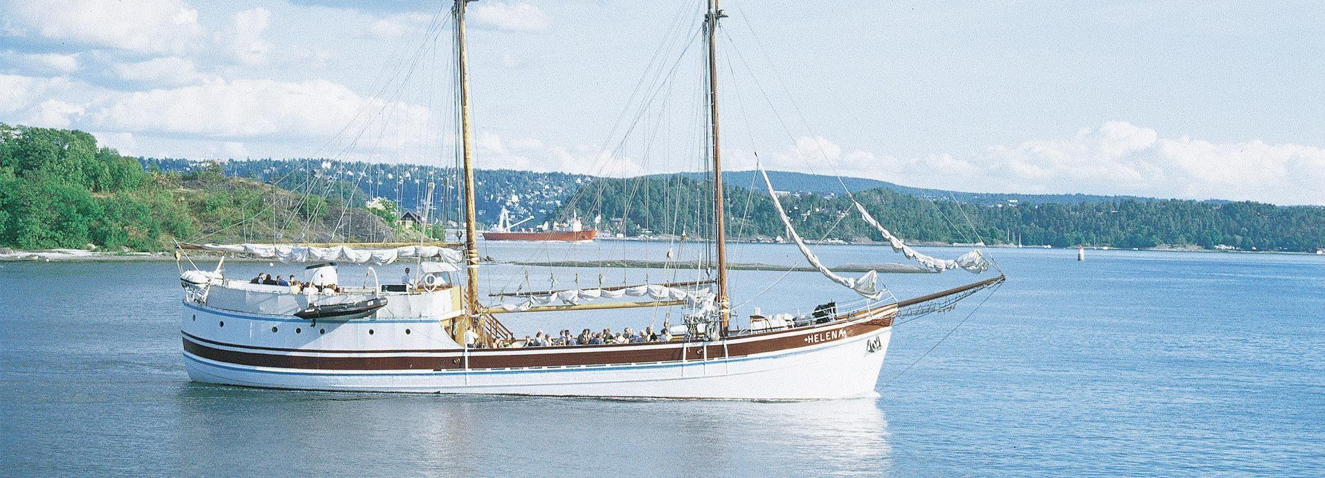 Segeln in Oslo: 3-stündige Jazz-Bootsfahrt mit Buffet