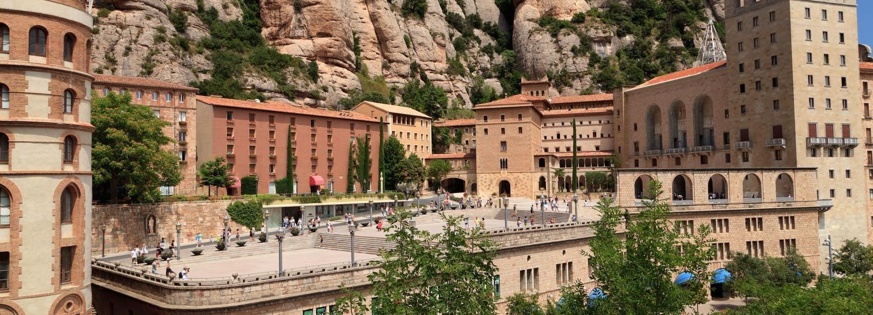 Abbaye de Montserrat: billet matinal avec visite guidée