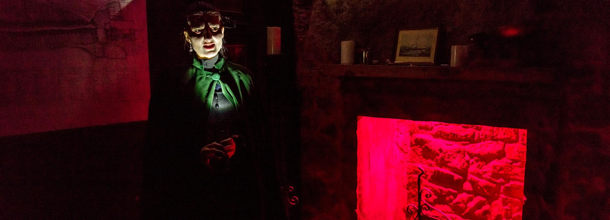 Édimbourg: soirée fantôme souterraine en soirée
