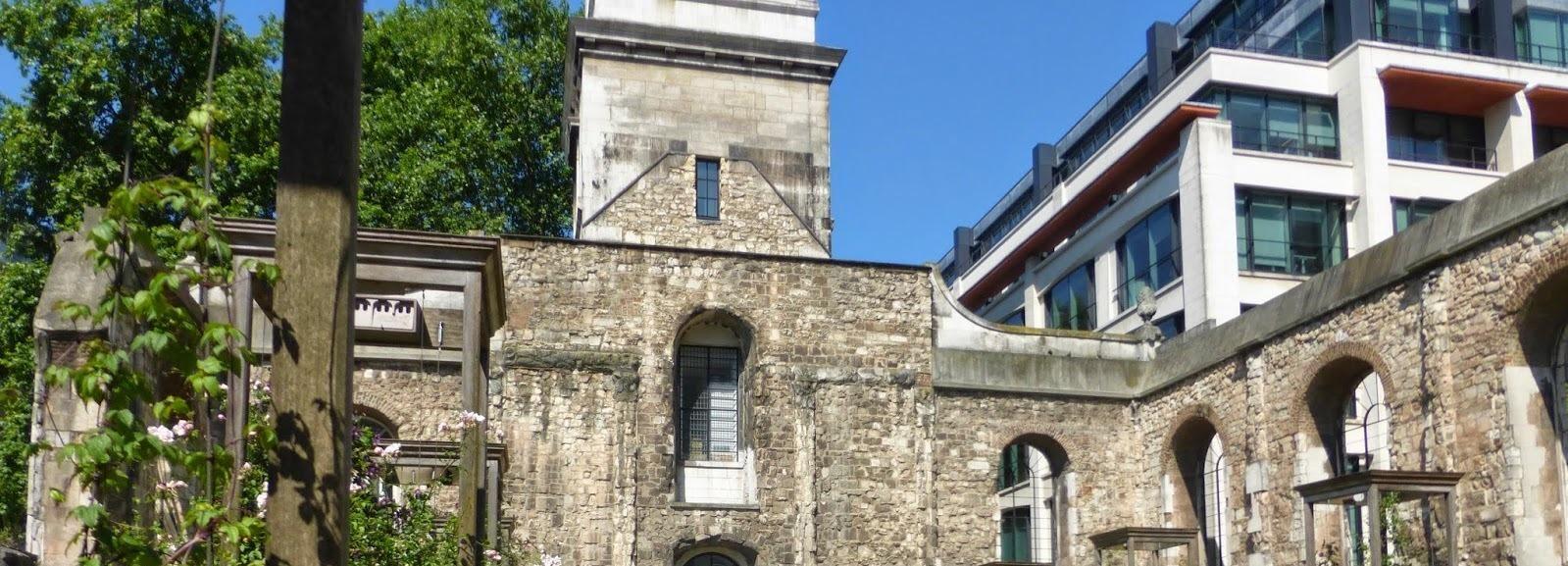 London: 3-Hour Sacred, Secret, Sanctuary Gardens & Ruins