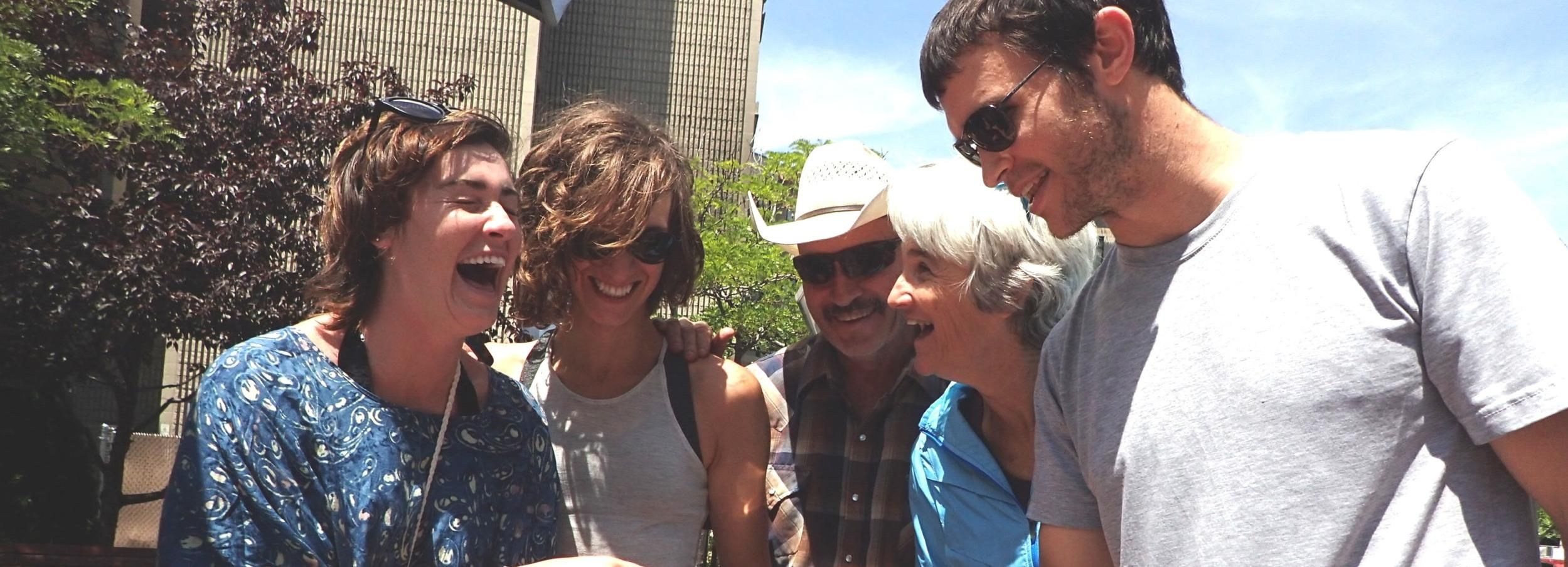 Increíble aventura de búsqueda de tesoros en Golden Colorado
