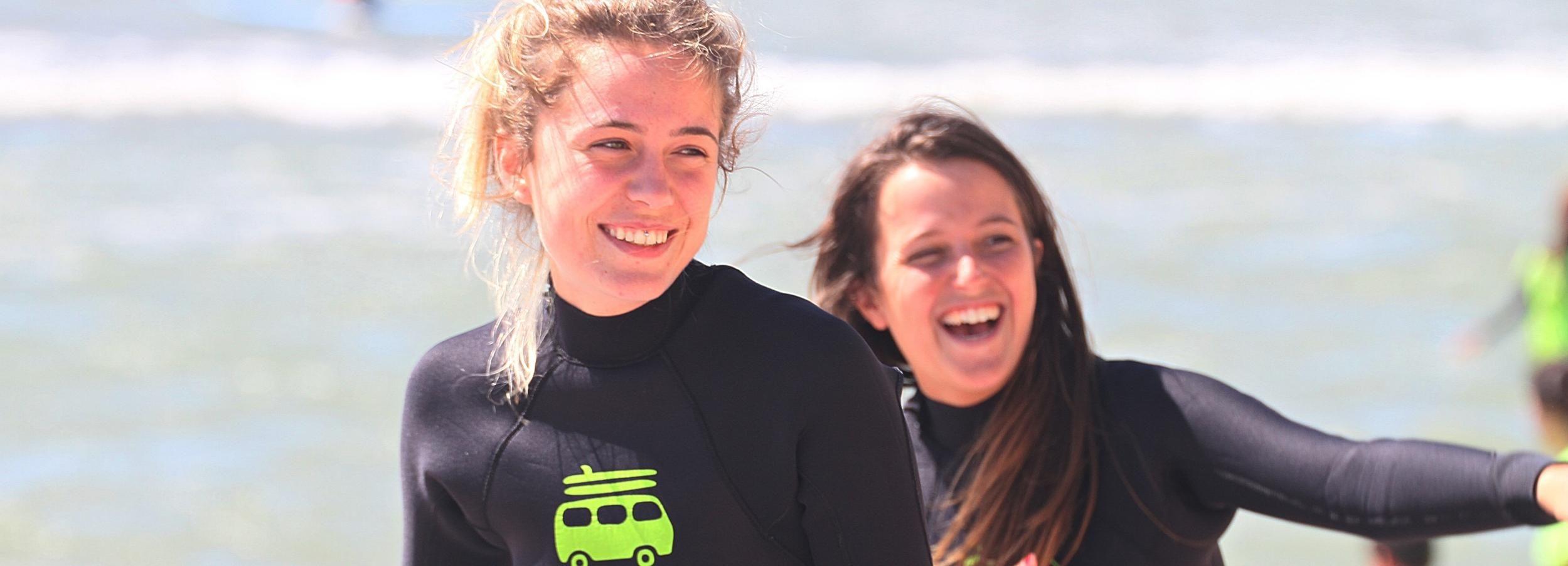 Ericeira: lecciones privadas de surf de 2 horas