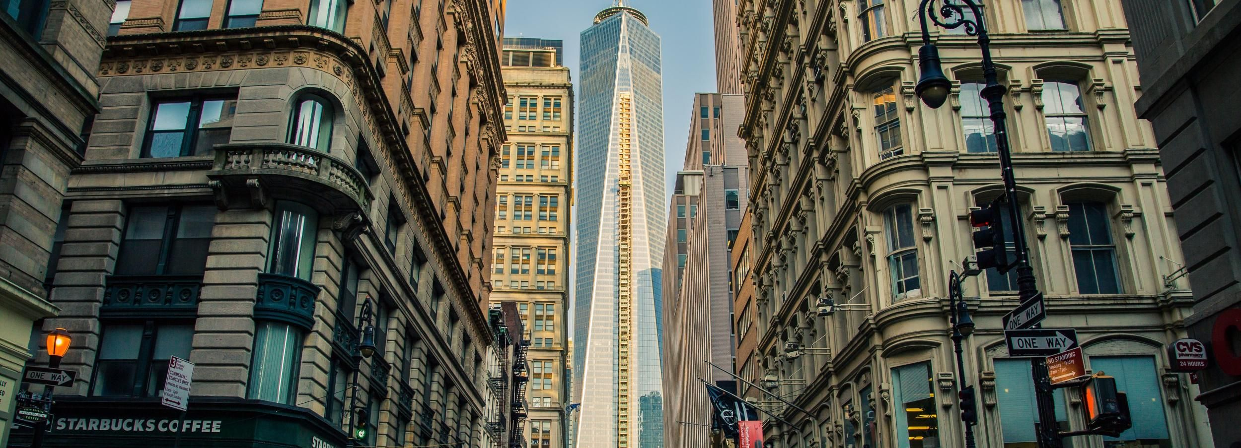 NYC Luxury Bus Tour and One World Observatory