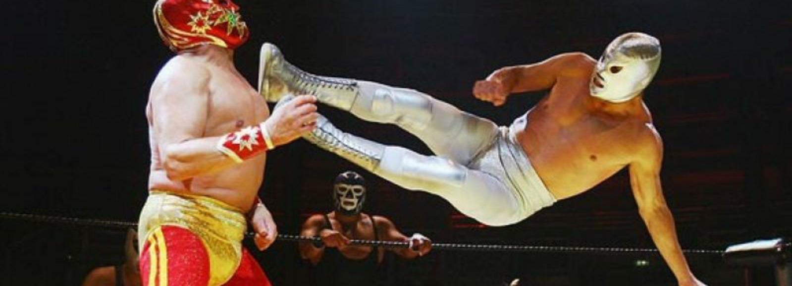 Mexiko-Stadt: Lucha Libre Wrestling Tour