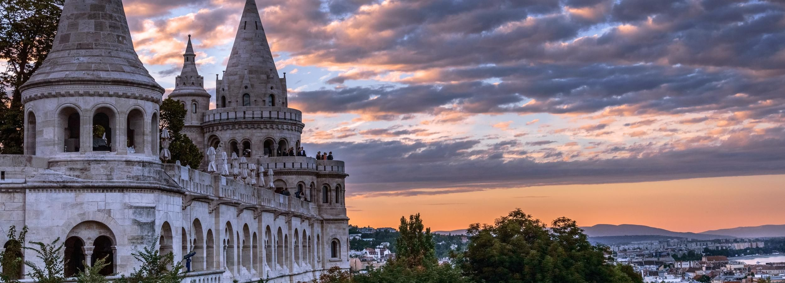 Excursión turística privada de lujo en Budapest en un día