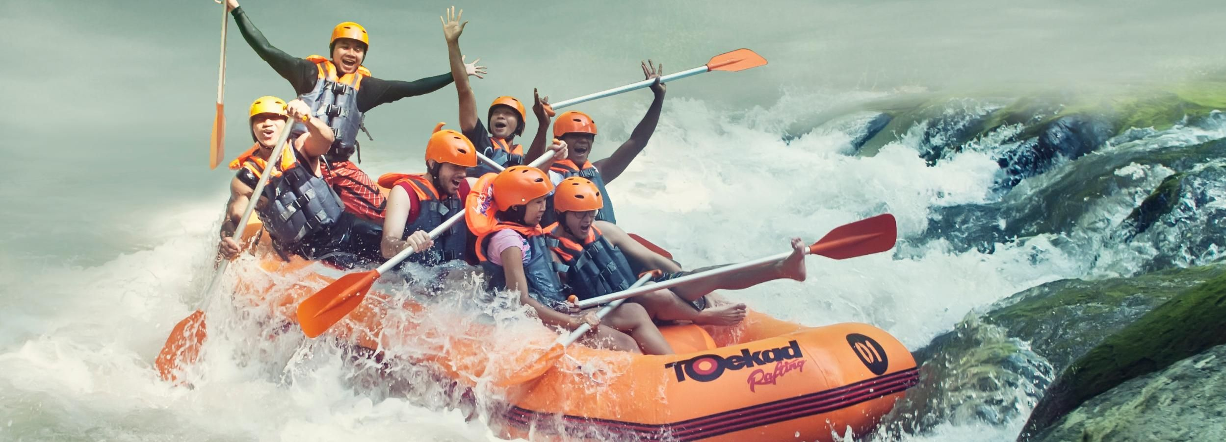Ayung River: All Inclusive Rafting Adventure