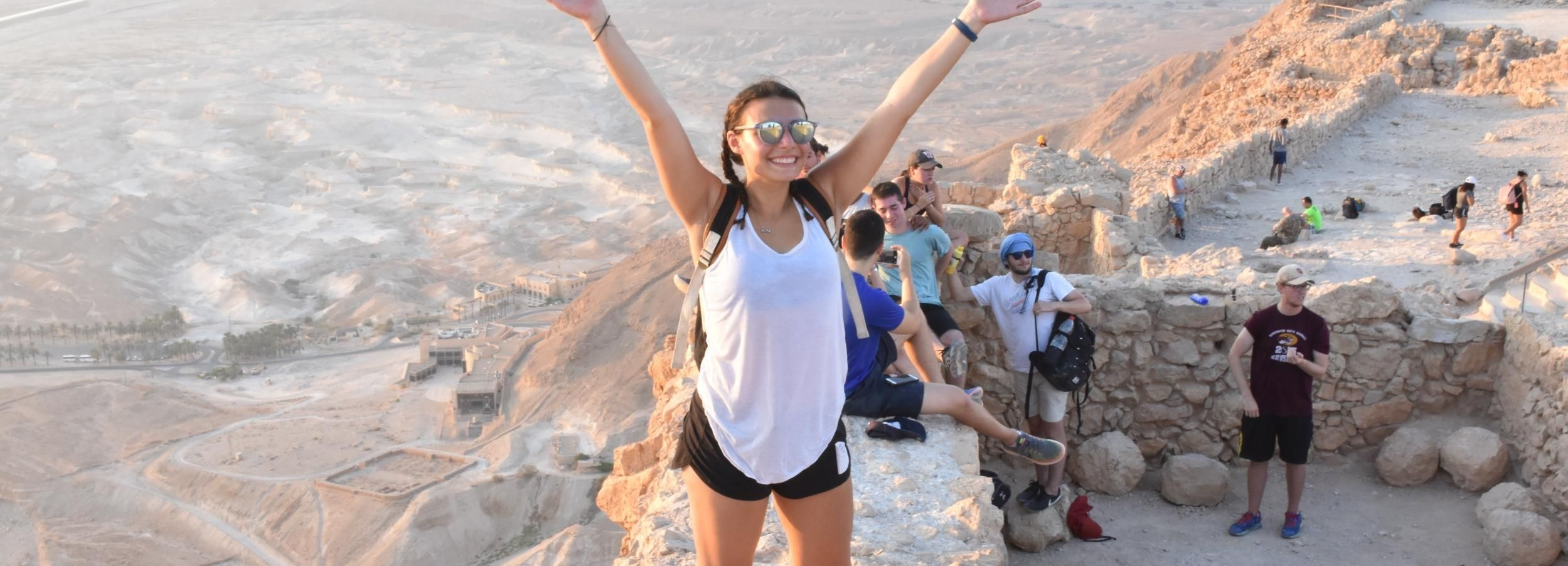 From Jerusalem: Masada Sunrise, Ein Gedi & Dead Sea Day Trip