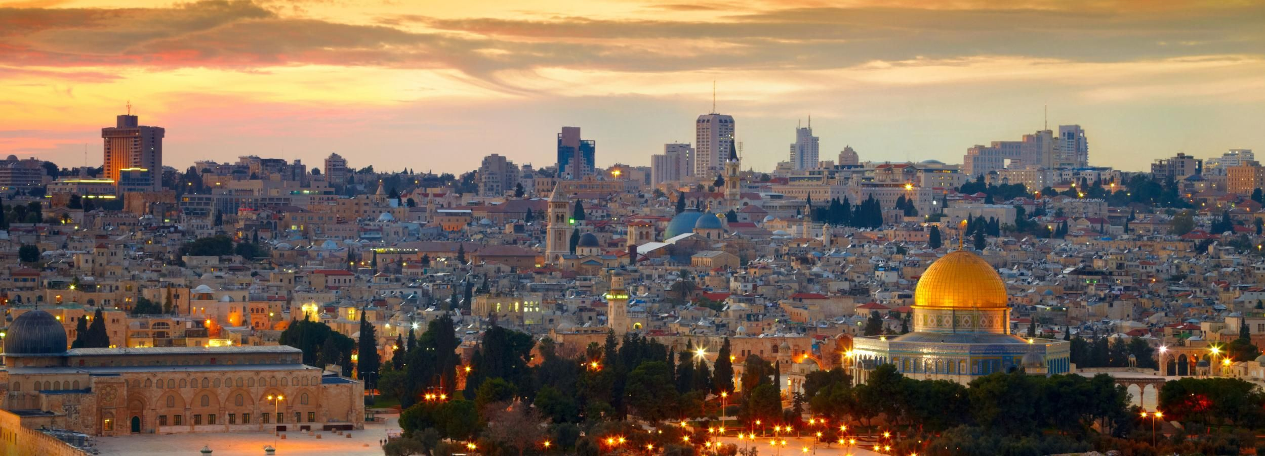 Jerusalem, Dead Sea, and Bethlehem Tour
