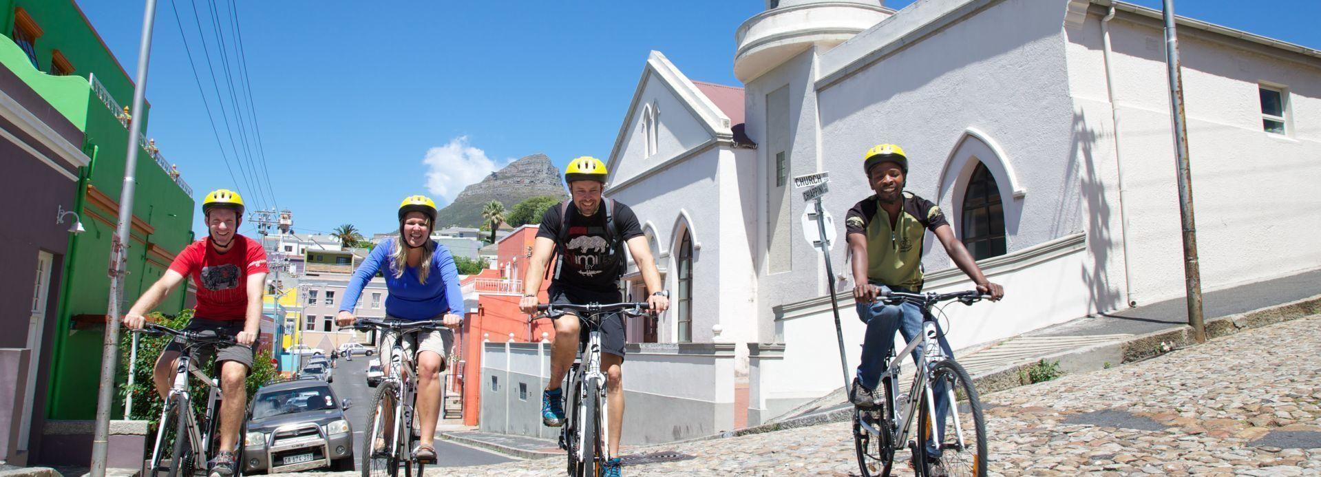 Kapstadt: 3-stündige Fahrradtour