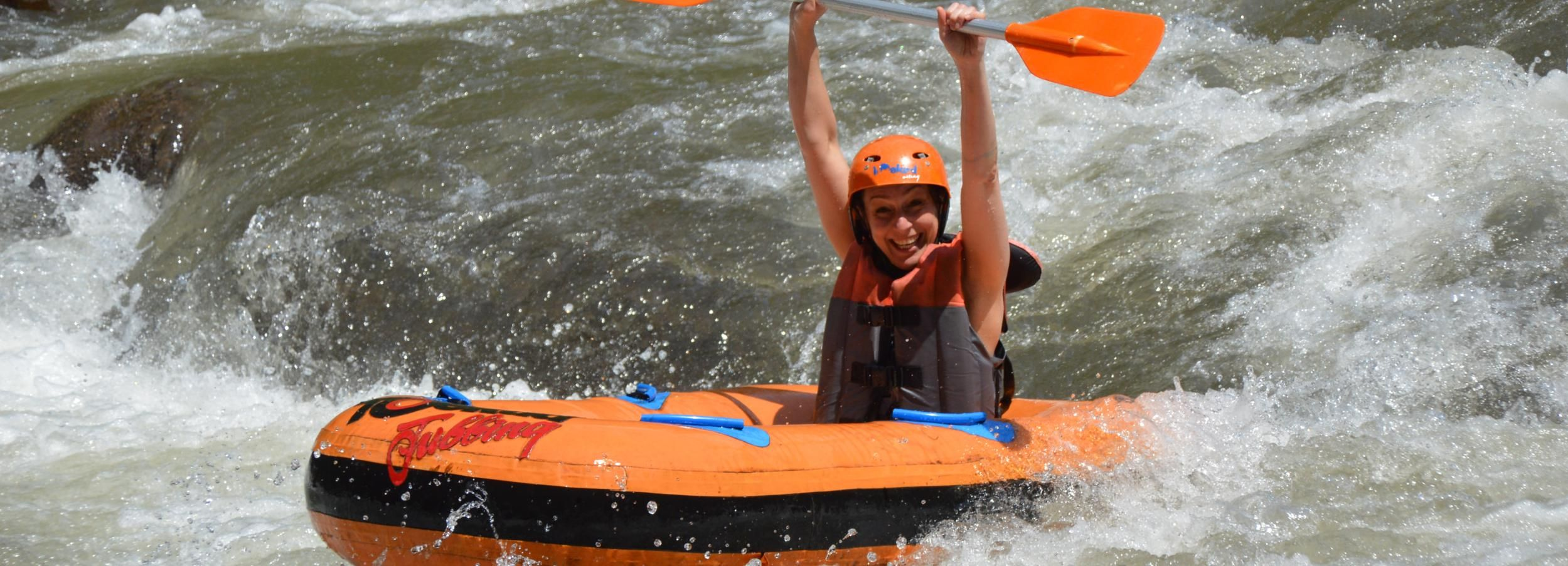 Ayung River: All-Inclusive Tubing Adventure with Lunch
