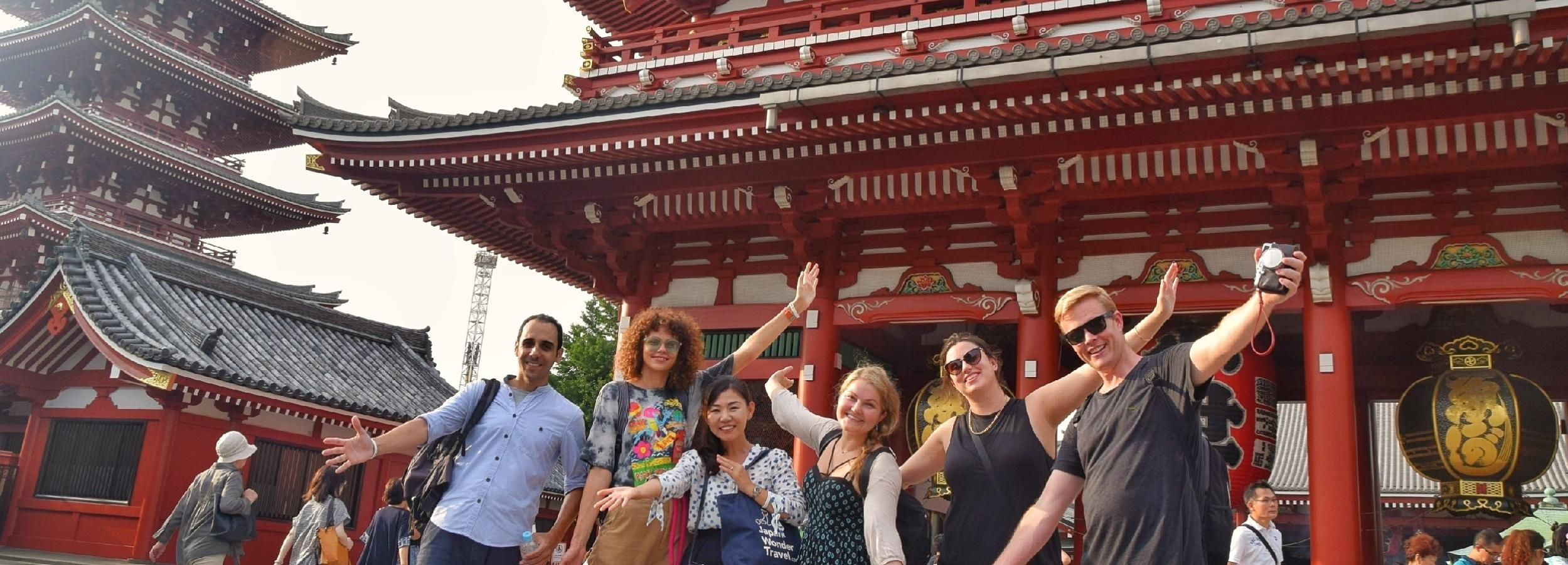 Tokio Highlights Privater halbtägiger Rundgang