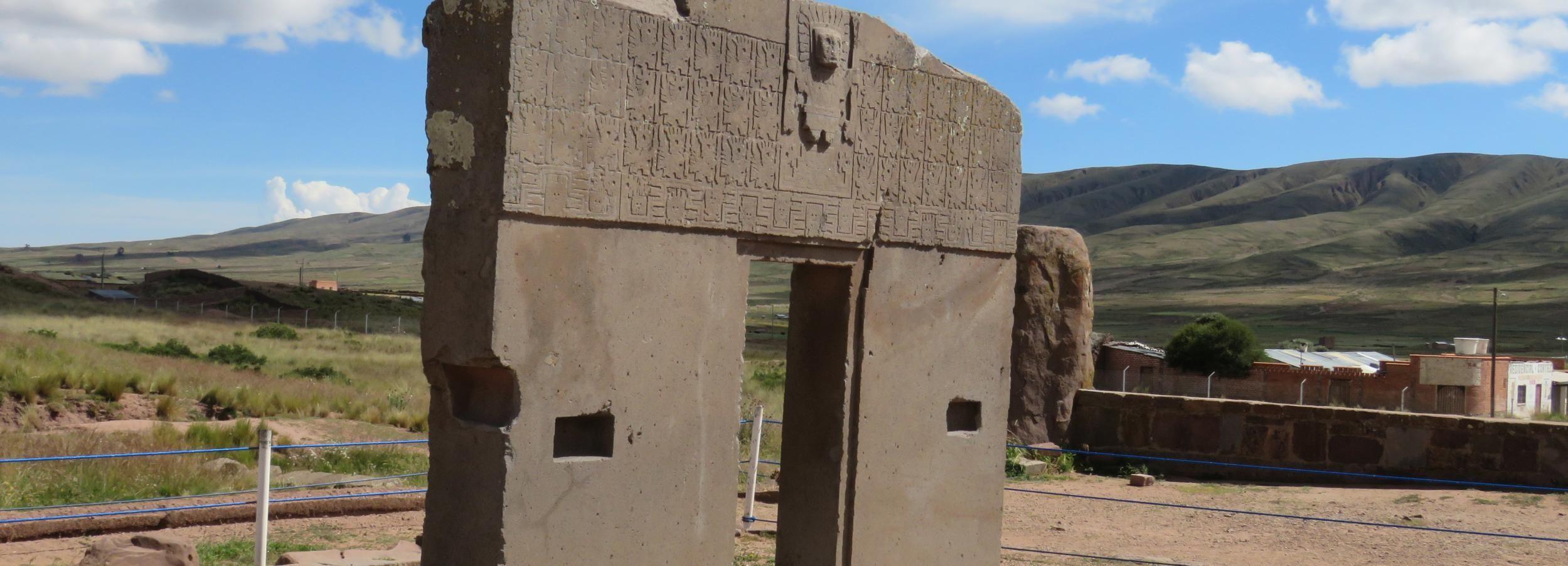 Private Tour der Tiwanaku Ruinen von La Paz