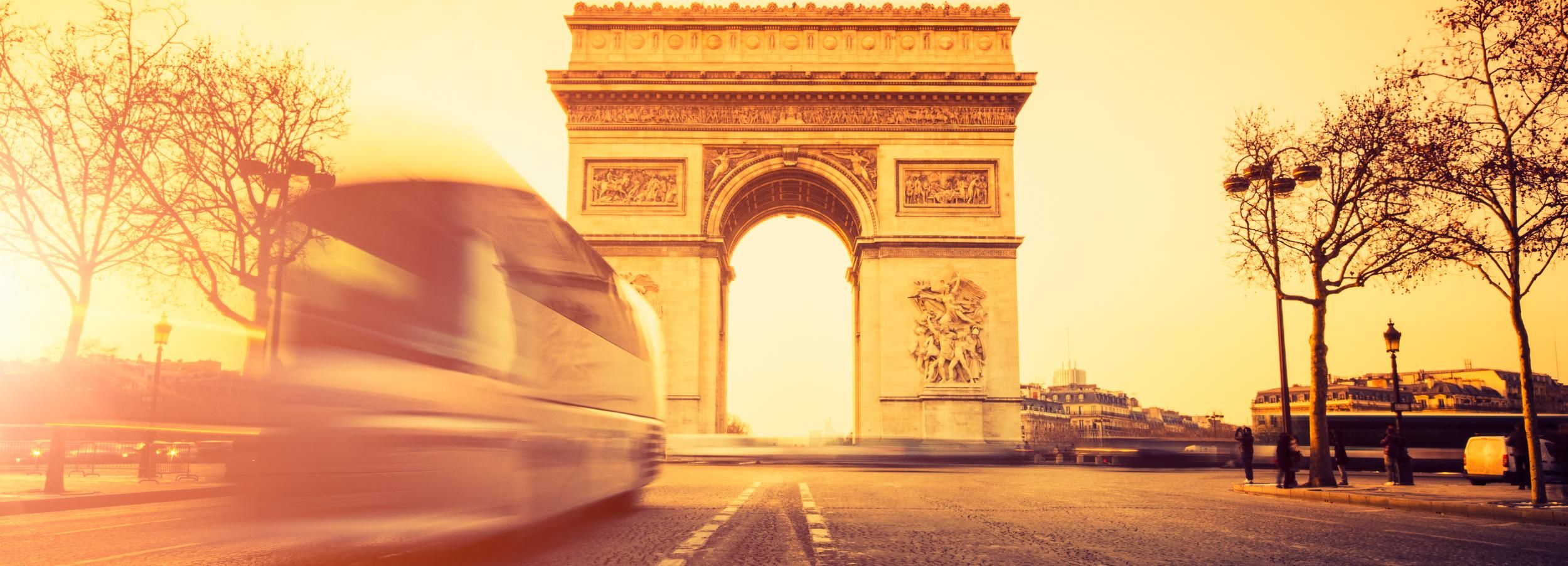 Orly Airport Shared Shuttle Transfer Service