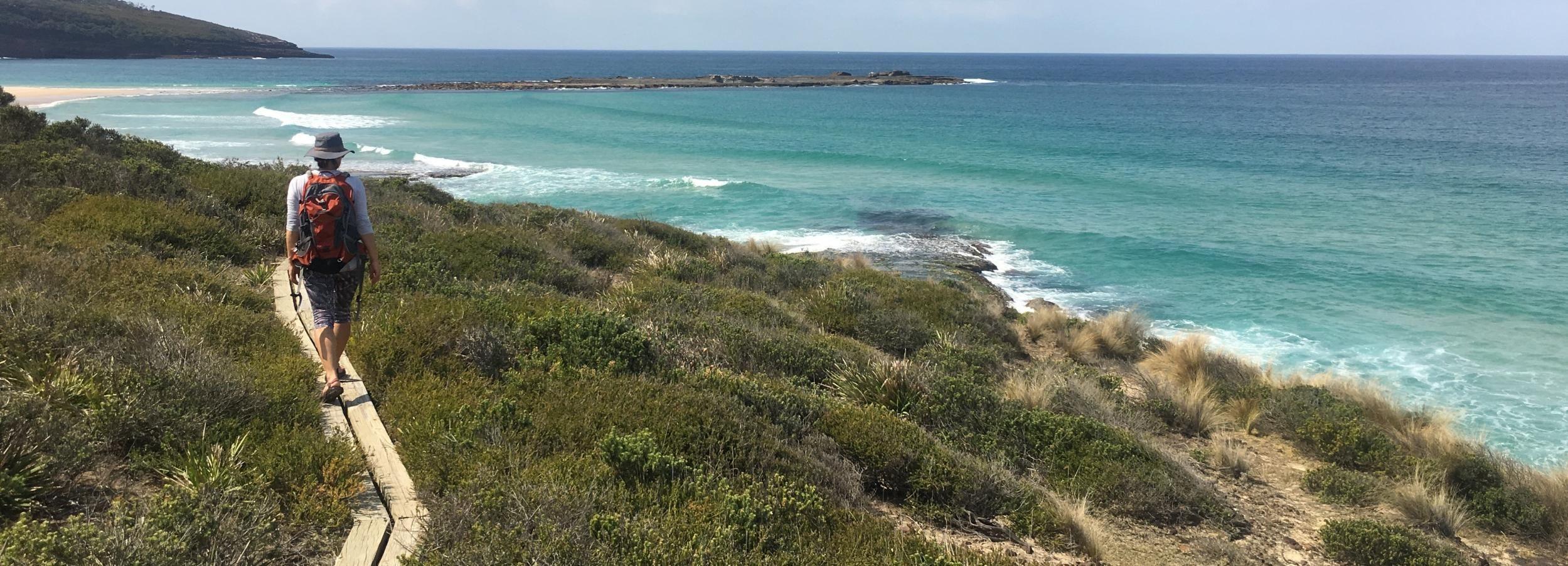 Batemans Bay: 3-Day Murramarang South Coast Walk