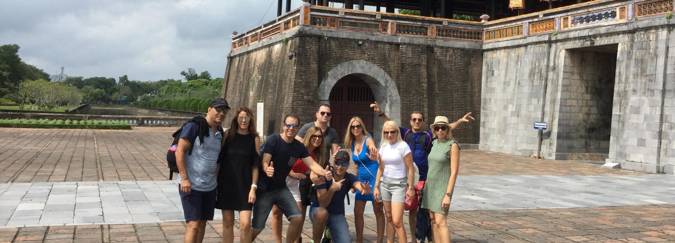 Excursión privada de Hue desde Hoi An o Danang City
