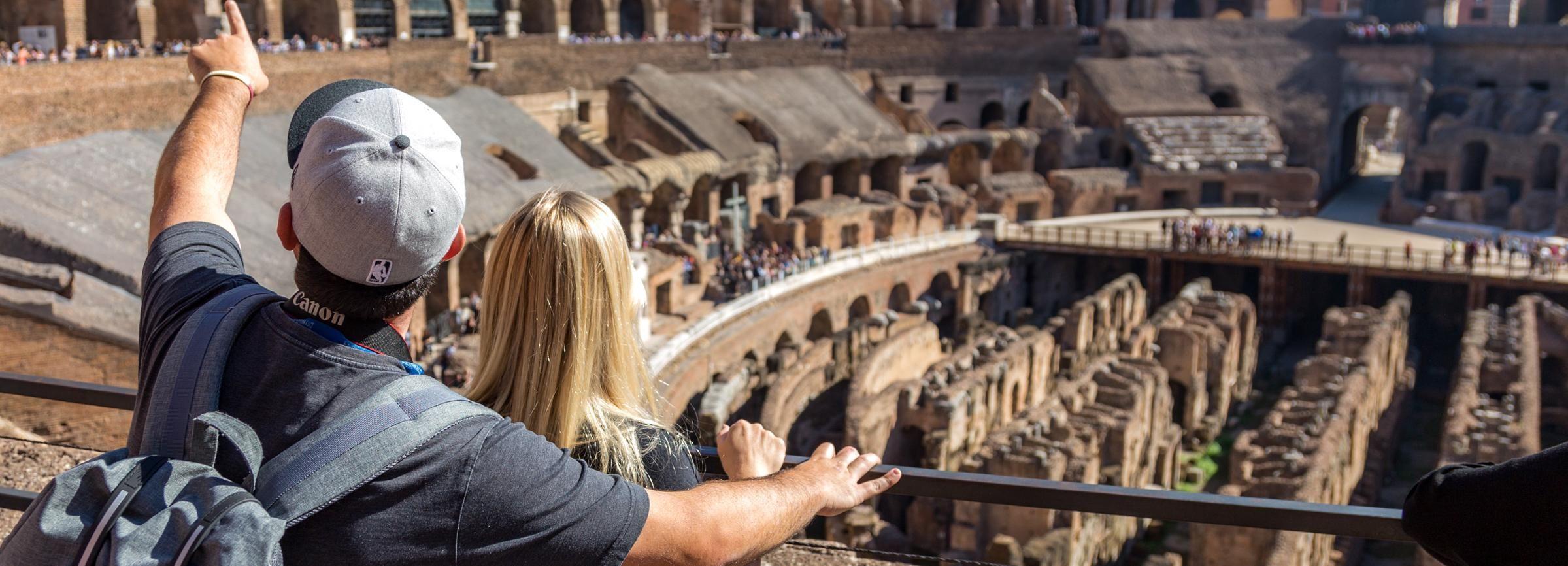 Colosseum, Palatine Hill & Roman Forum Skip-the-Line Tour