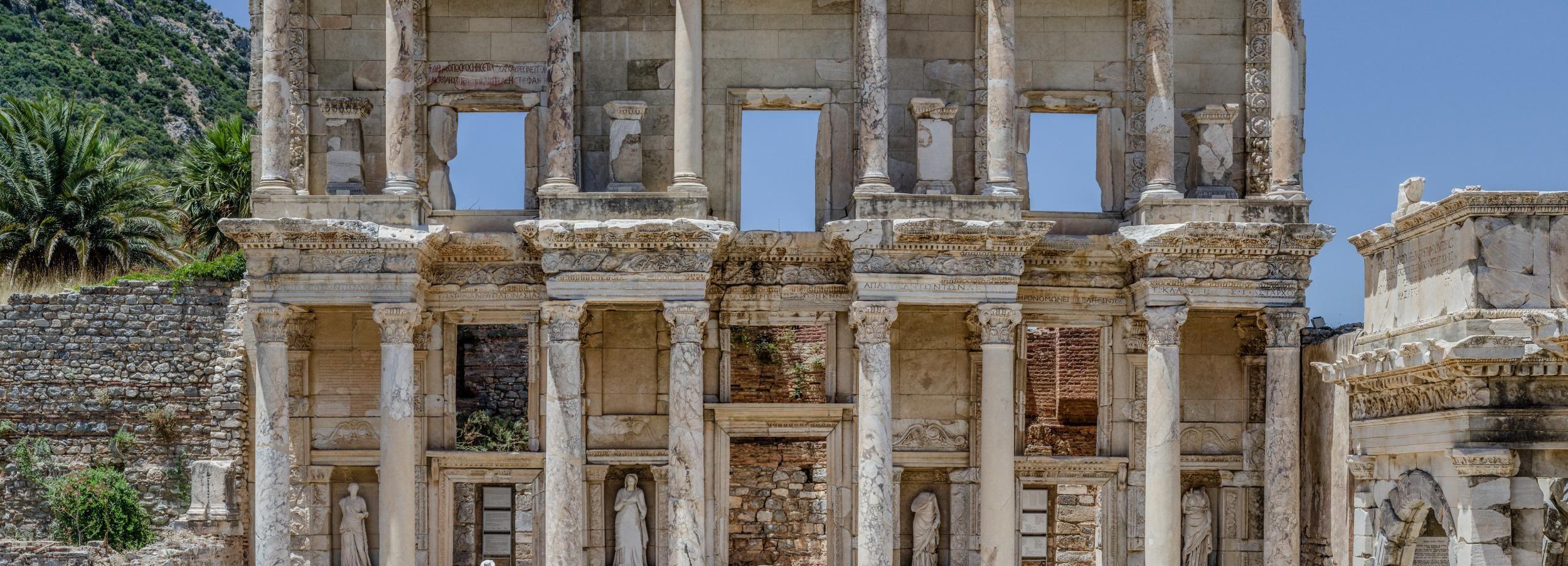 Ephesus to Pamukkale, Konya and Cappadocia Tour (Private)