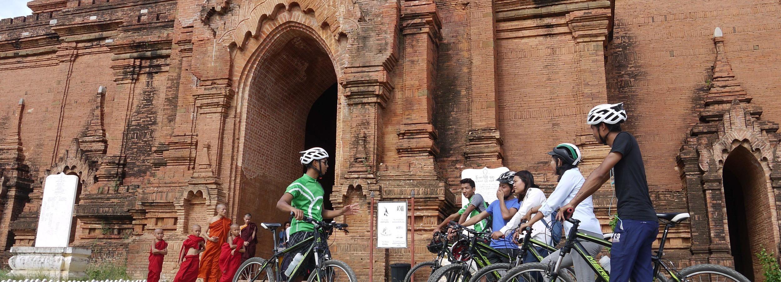Brilliant Bagan Bike Tour