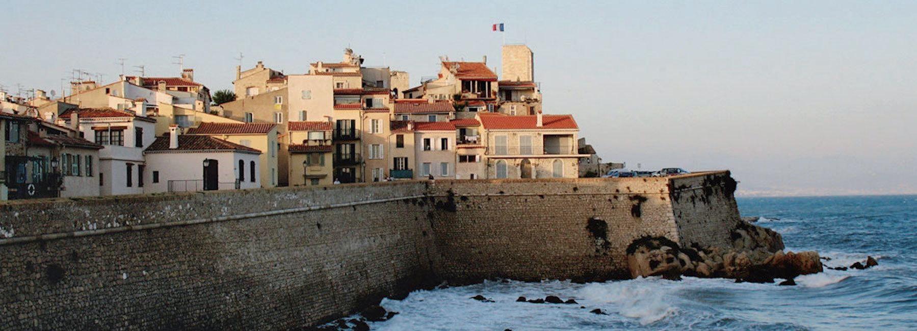 Depuis Nice: visite de Cannes et Antibes