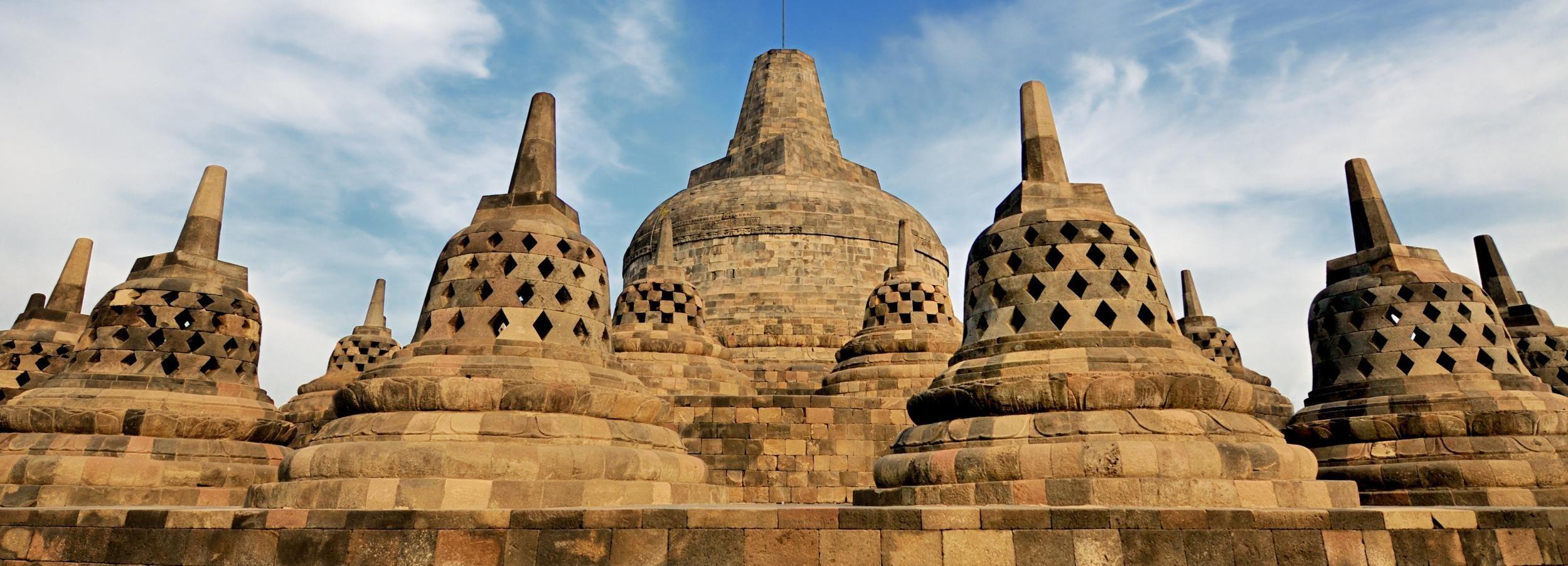 Borobudur Temple Half Day Private Tour